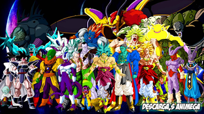 Dragon Ball Todas Las Peliculas 19/19 Audio: Latino Servidor: Mega