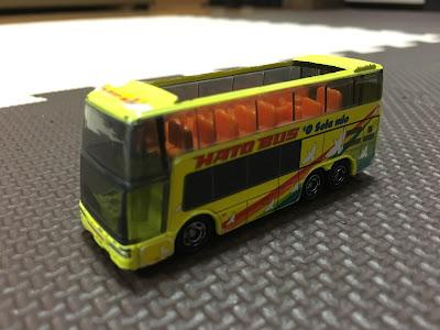 トミカ はとバス ノーマルバージョン