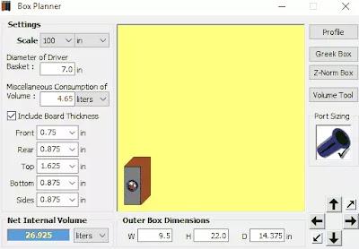 Software untuk mendesain speaker gratis terbaik-3