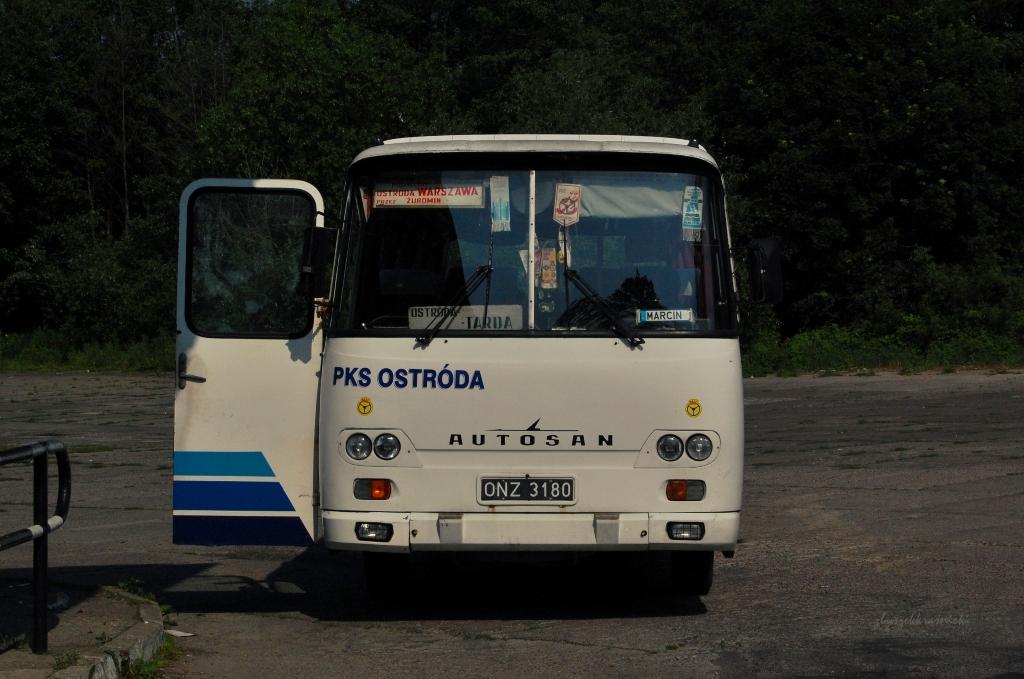 Przystanek Mazury / Pożegnanie PKS Ostróda | Autosan H9-21 w roli głównej