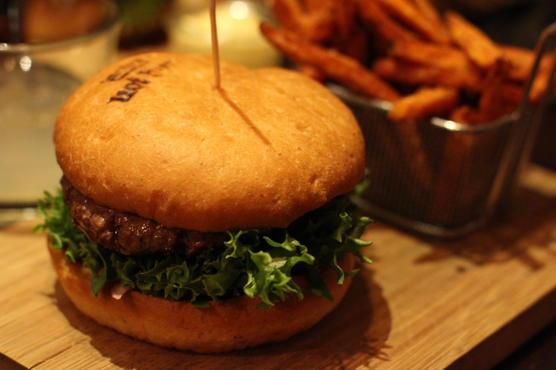 Hot Buns burgers copenhagen
