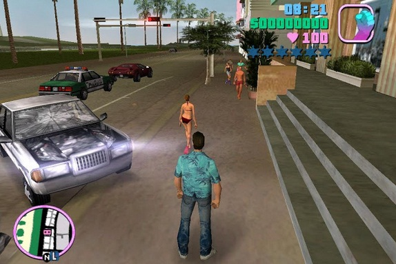 gta vice city 100 save android