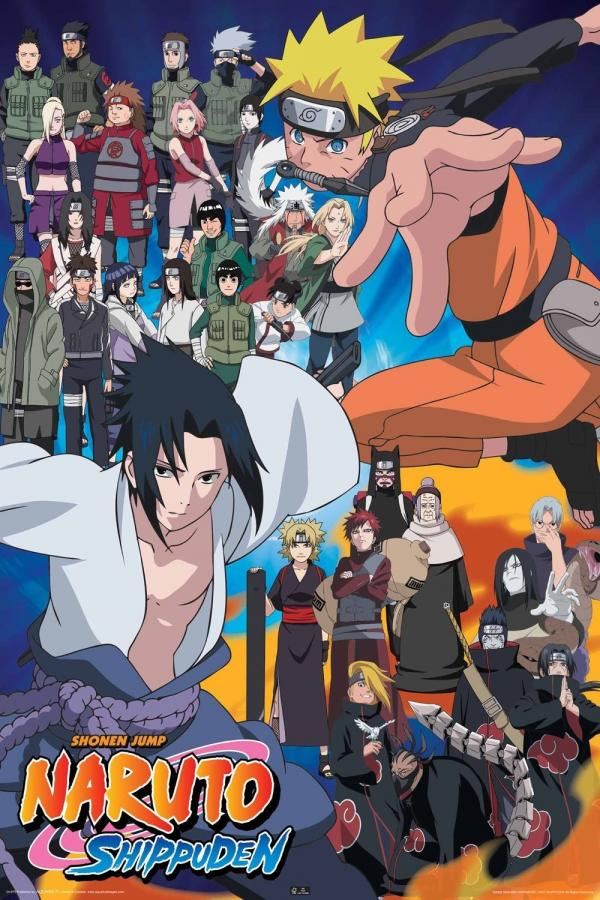 Naruto Shippuden – Online