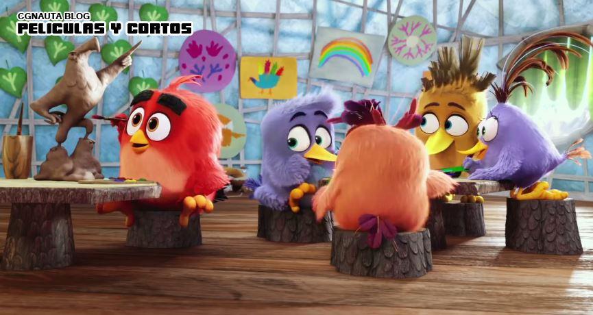Angry Birds La Pelicula 2016 Review Critica Pelicula