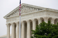The Supreme Court is shown in Washington, U.S., May 14, 2018. (Credit: Reuters/Joshua Roberts/File Photo) Click to Enlarge.
