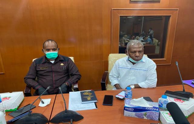 Mathius Awoitauw akan Temui Tito Karnavian Terkait Ganti Rugi Lahan Transmigrasi Namlong.lelemuku.com.jpg