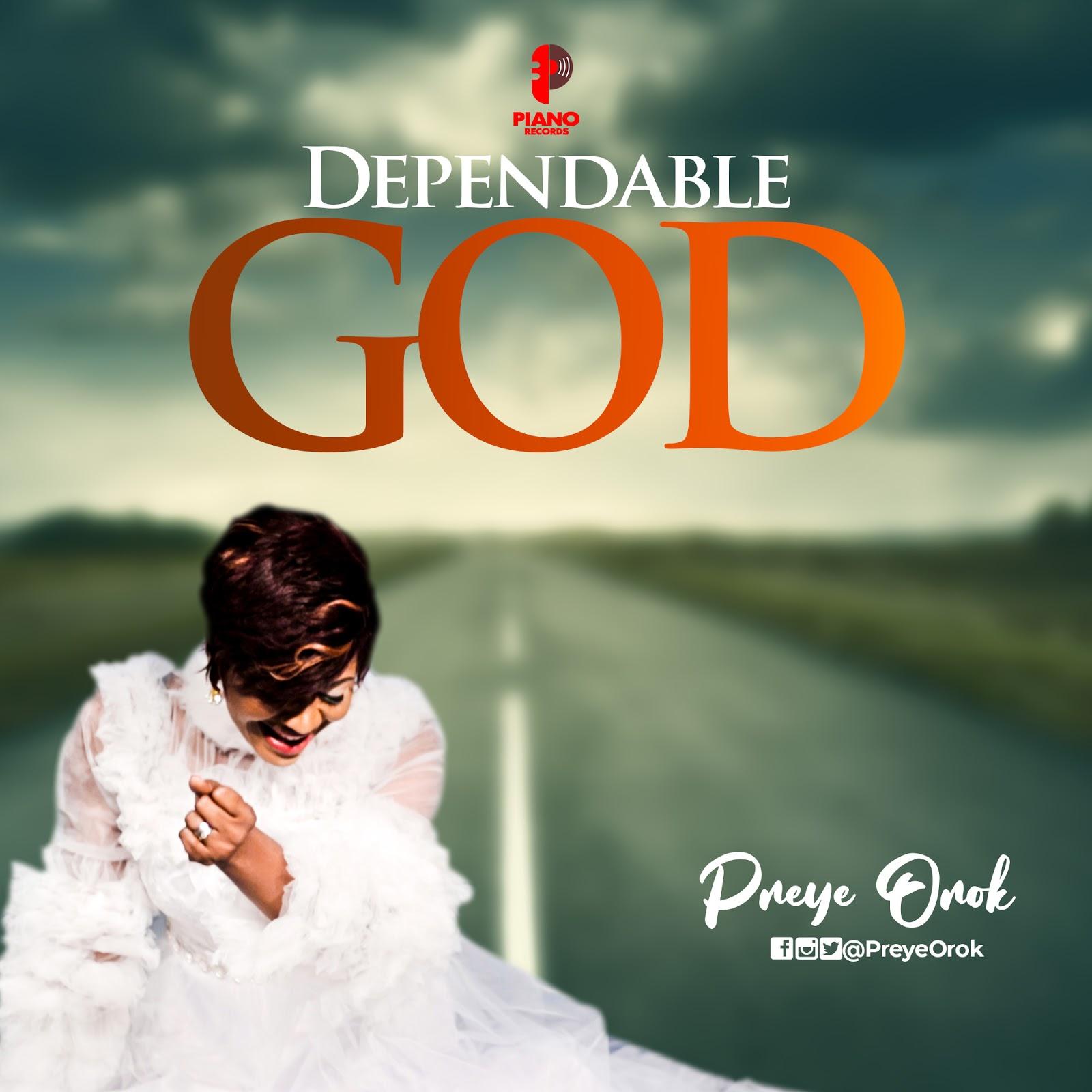 Music Video: Preye Orok- Dependable God    @preyeorok @pianorecords
