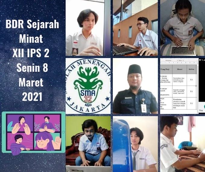 Sejarah 12 IPS 2 & 1 (15 Maret 2021)