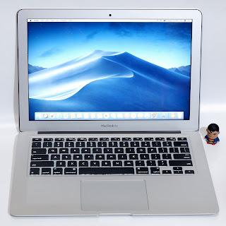 Macbook Air Core i5 13-inchi 2017 Second