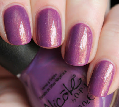 Nicole by OPI - Purple Yourself Together