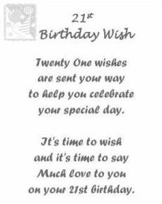 simply jhaycee my 21 wishes on my 21st birthday