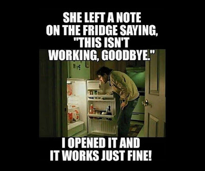 She left me a note... www.humor.com