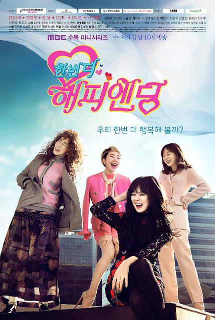 Sinopsis Drama Korea One More Happy Ending Episode 1 - 16 Lengkap