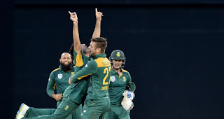 South Africa vs Australia 3rd Match Tri-Nation Series 2016 Highlights