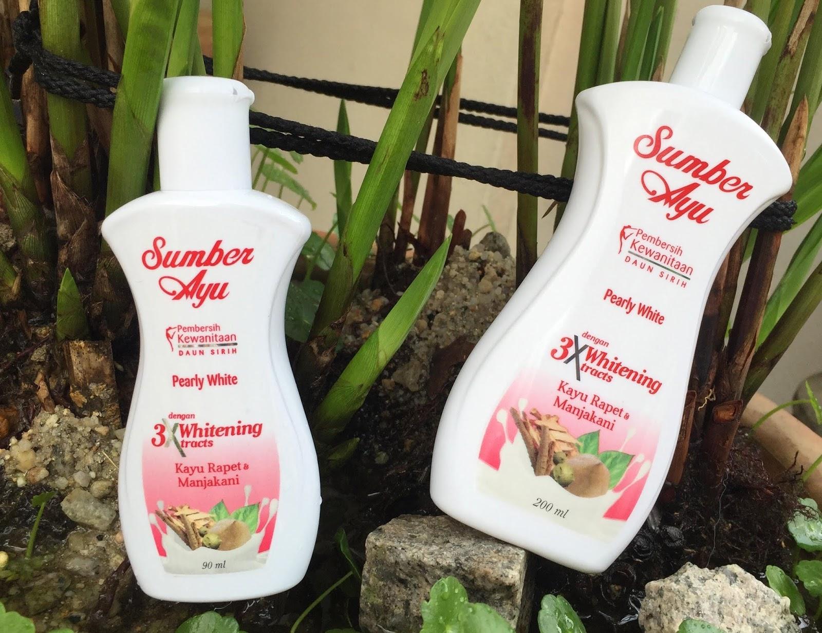 pencuci bahagian intim wanita, sumber ayu, produk wanita