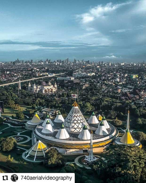 Taman Mini Indonesia Indah Diambil Alih Pemerintah RI per 1 April 2021