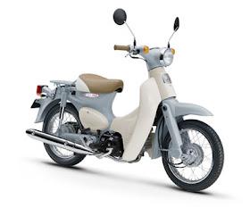 Honda Super Cub modified