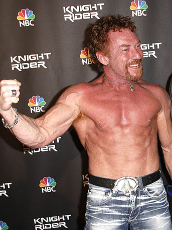 Strength Fighter Hollywood Stars On Steroids