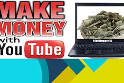 Cara Menghasilkan Uang dari YouTube Bagi Pemula 100 % Berhasil