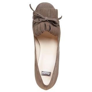 nuove scarpe donna: il modello in pelle di Bata