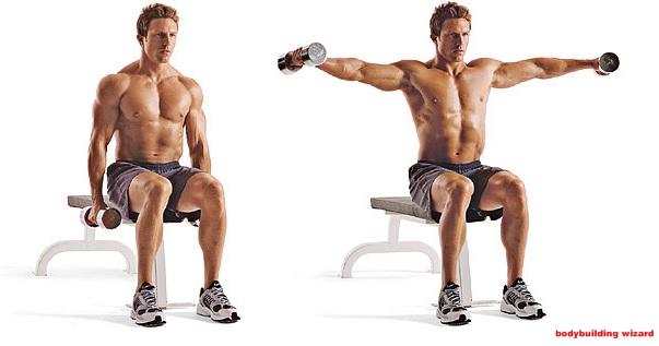 cara melatih otot bahu agar terbentuk