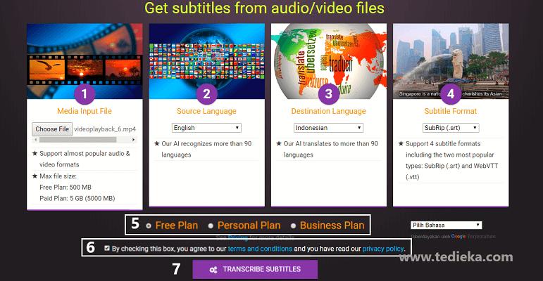 cara translate video bahasa inggris ke bahasa indonesia