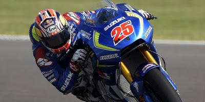 Race MotoGP Silverstone, Inggris 2016