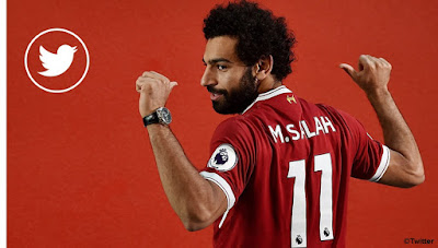 The way Liverpool announced the arrival of Salah is mythical