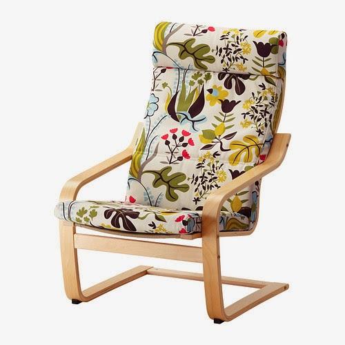 Ikea Poang Draaifauteuil.Dina Fragola Wednesday Favorites Home Makeover Edition