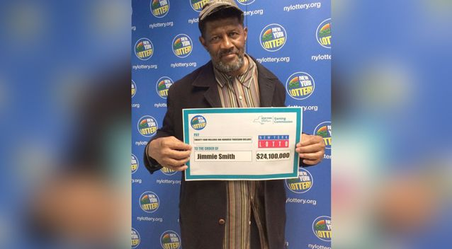 Grandfather claims $24.1 million lotto ticket two days before deadline