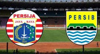 Persija Jakarta vs Persib Bandung Kemungkinan Digelar di Bandung