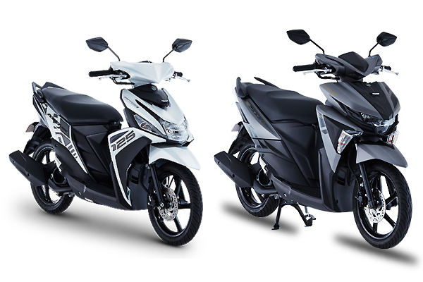 Yamaha enhances the mio with i 125s and soul i 125s for Bp motor club reviews