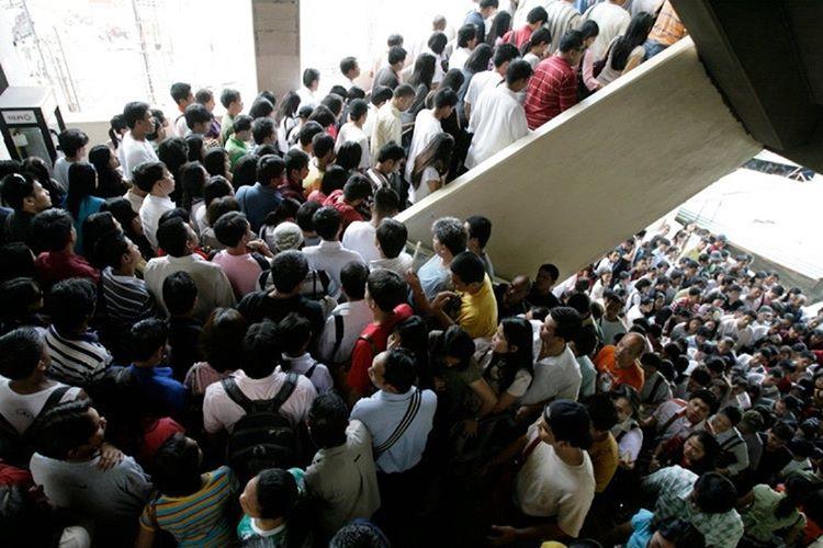 Dünya nüfusunda inanılmaz bir kalabalık meydana gelecek.