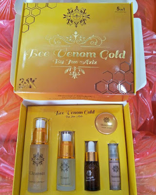 BEE VENOM GOLD 5 IN 1