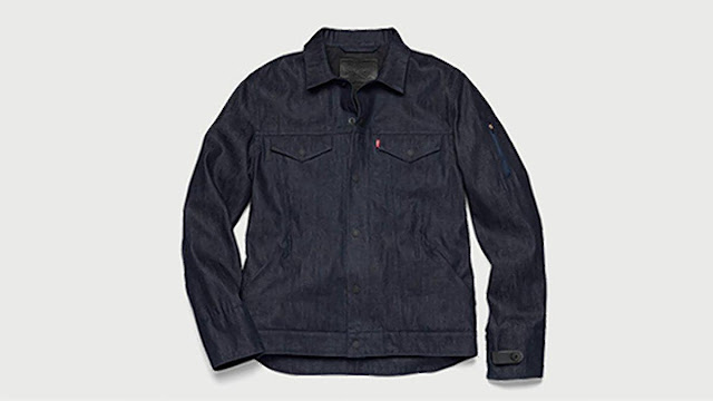 How Much Do You Know About 'Smart' Denim Jacket - Capable Of Giving Directions And Answering Calls?