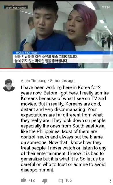 Racism in South Korea. How Bad it is?
