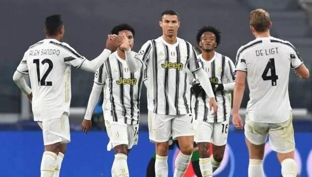 موعد مباراة يوفنتوس وبورتو البرتغالي دوري ابطال اوروبا