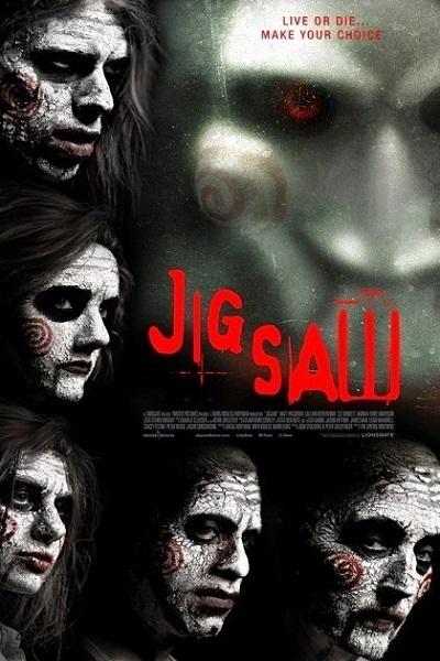 Download Jigsaw (2017) Dual Audio [Hindi+English] 720p + 1080p Bluray ESub
