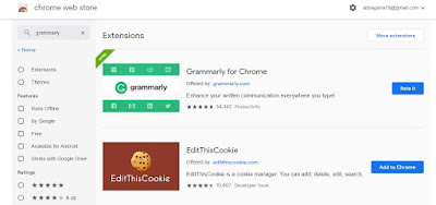 Step by Step Guide on How to install Google Chrome Extension
