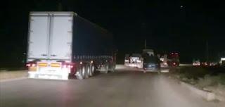 الجيش الأمريكي يدفع بتعزيزات كبيرة إلى حقول النفط السورية