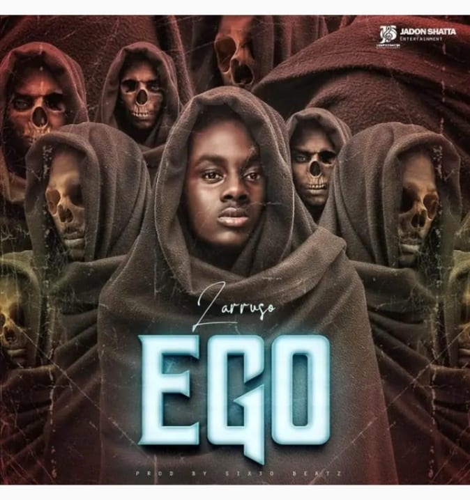 Mp3: Larruso – Ego (Produced by Six30 Beatz)