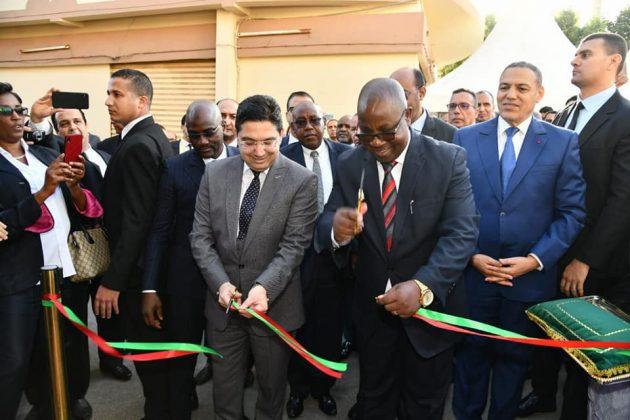 Le Burundi inaugure un consulat général à Laâyoune, Sud du Maroc