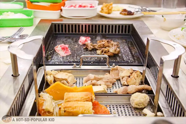 Hosaku's Unlimited Yakiniku and Hotpot in SM North Tower