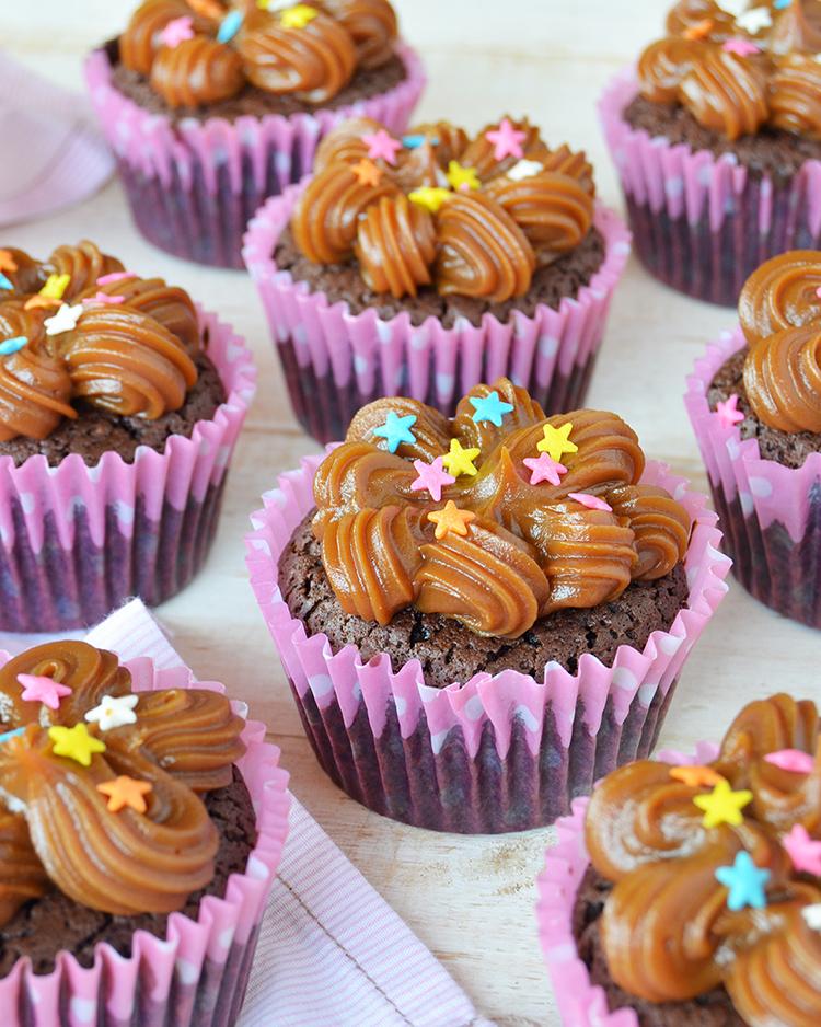 Brownies en pirotines