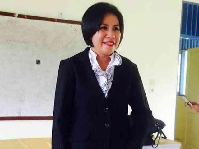 Aniaya Sejumlah Siswa, Yospina Kostantina Sapteno Dilaporkan ke Polres Saparua