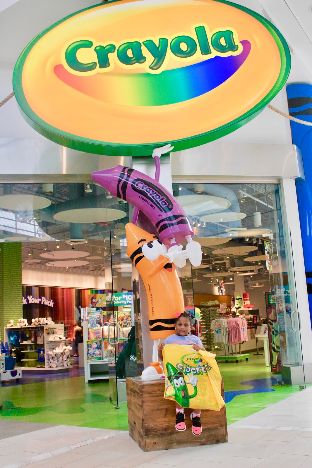 Top 3 Reasons Why Crayola Experience in Orlando is a MUST ...