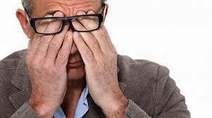 Γιατί τρίβουμε τα μάτια μας όταν είμαστε κουρασμένοι;