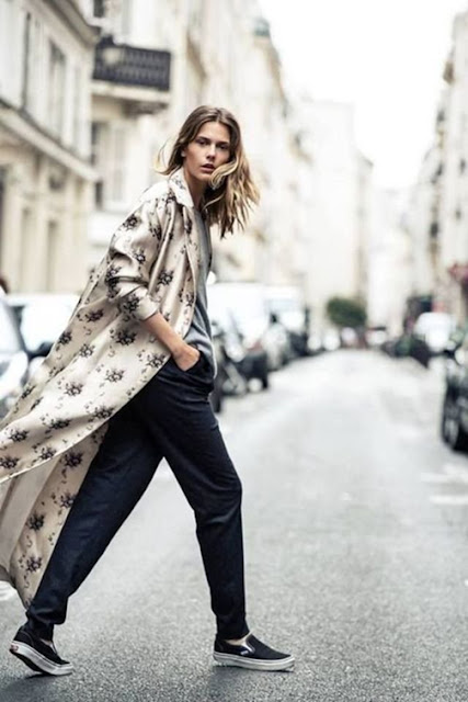 silk robe jacket fall trends