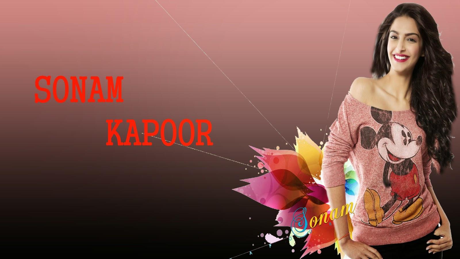 Sonam Kapoor Wallpapers: Global Pictures Gallery: Sonam Kapoor Full HD Wallpapers