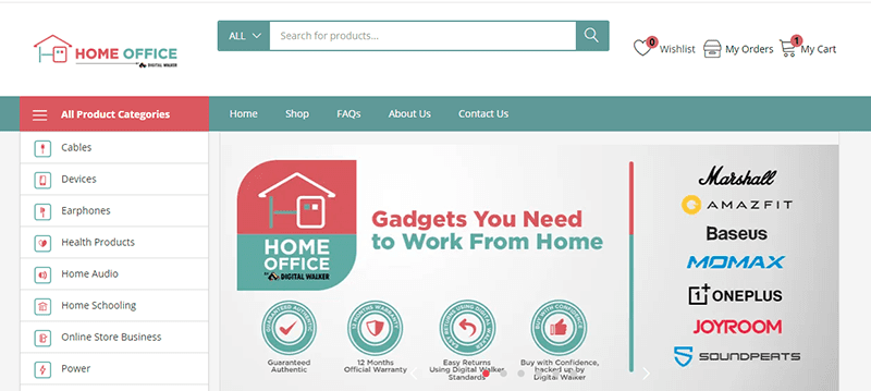 Digital Walker launches Home Office PH for work/study from home products and devices